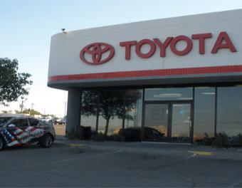 Hoyfoxtoyota2014 Toyota1968 Toyota Corolla2014 Corolla Interior2014 Toyota  Corollahoy Fox Toyota Store Front 2
